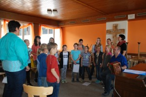 Jodelgesang-Unterricht mit Peter Rymann