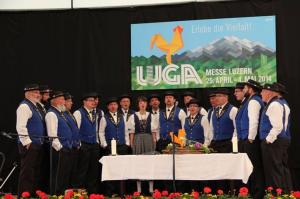 Jodlerklub Bärgfründe Schwarzenberg / LU