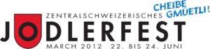 Logo Jodlerfest March 2012