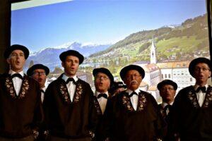 Musikalische Einladung ans Jodlerfest Sarnen